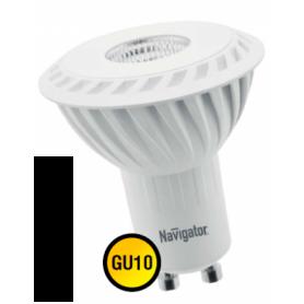 Лампа светодиодная 3 Вт 230В GU10 d=51mm, белый 94 128