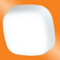 Светильник настенный 2х60Вт Е27  IP20 опал матовый