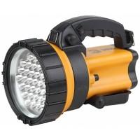 Фонарь-светодиод-прожектор, аккумулятор 6В, 4,5Ah