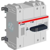 Рубильник 160А 3-пол. OT160M3 (PRO M) для установки на DIN-рейку или монтажную плату