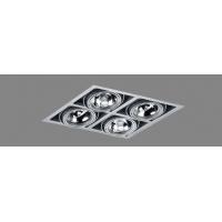 Светильник  встр. для МГЛ 2х70 GX8,5