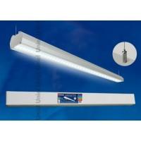 Светильник подвесной светодиодный 59Вт 48LED 4200Лм, 4500К прозрачный рассеиватель IP65