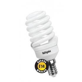Лампа энергосберегающая 25 Вт Е27 2700К тонкая полуспираль тёплый 94 052