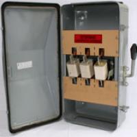 Ящик силовой с рубильниками на 250 А/380В предохр.3хПН2-250, IP 54 (Россия)