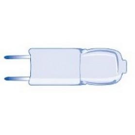 Лампа галогенная капсюльная 50 Вт 220В G4 прозрачная