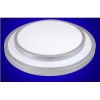 Светильник настенный для КЛЛ T5 40Вт круг белый IP20  (лампа в комплекте)