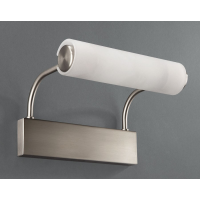Светильник настенный 100Вт R7S 78mm, никель  LAGOON IP21 (лампа в комплекте Philips)