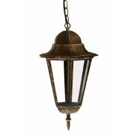 Светильник  подвесной 100Вт E27, бронза