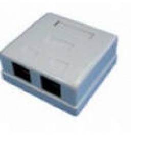 Выключатель 1- клавишный 1-пол. 10А альпийский белый Decento