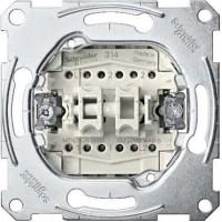 Механизм 2 клавишного переключателя 10A (311601)