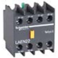 Дополнительный контактный блок 2НО+2НЗ фронтальный для TeSys E