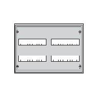 Распределительный щит настенный ABB AT22E