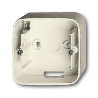 Коробка для накладного монтажа 1 пост SI слоновая кость Duro 2000 SI (замена на 1799-0-0977)