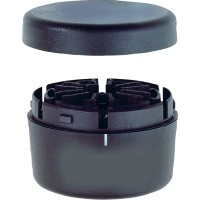 Основание с клеммной колодкой КТ70-1002 для крепления на цоколе ( крышка включена )