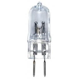 Лампа галогенная капсюльная 75 Вт 220В G6,35 прозрачная