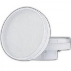 Лампа светодиодная 7,3 Вт GX70 2800К таблетка матовое стекло, тёплый T7MW73ELC