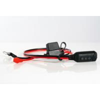 Индикатор заряда аккумулятора (кабель с круглыми клеммами М8)