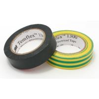 Изолента 15 мм х 10 м Temflex 1300 ПВХ желто-зеленая