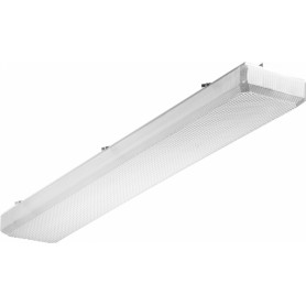 Светильник  накл. для Л.Л. 2х36 Вт G13  с ЭПРА, с призматическим рассеивателем IP40 70223630