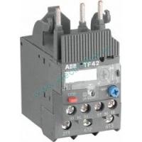 Тепловое реле перегрузки 1,3-1,7А тип TF42-1.7 для контакторов AF09-AF38