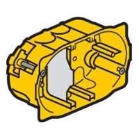 Коробка Batibox 3 модулей глубина 40мм