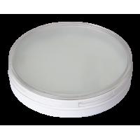 Лампа светодиодная 20 Вт GX70 3000К таблетка, тёплый белый