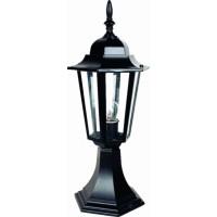 Светильник -столбик 60Вт E27, черный
