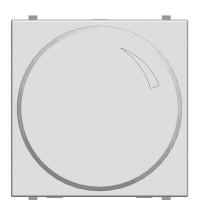 Светорегулятор поворотный 60-500Вт универсальный антрацит Zenit