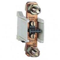 Клеммник с креплением типа болт-болт, 2 точки подключения, сечение провода 95мм2