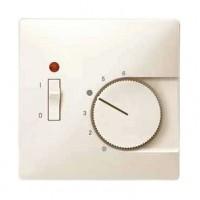 Накладка для терморегулятора с выкл. бежевый System Disign