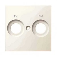 Накладка TV-FM  бежевый System M