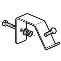 Опора для монтажа рейки под углом