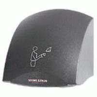 Сушилка для рук 2,6 кВт 230 В поток воздуха 41л/с корп.алюминиевый цвет антрацит-металлик инфракрасн.датчик IP23