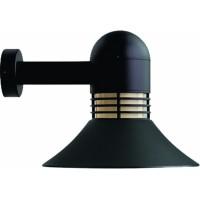 Светильник  настенный для ДРИ 70 Вт E27 IP55, черный 3001107002