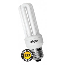 Лампа энергосберегающая 11 Вт Е27 4200К холодный