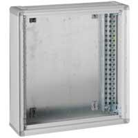 Шкаф металлический 600х575х175мм серия XL3 400