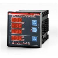 Мультиметр модульный (измер.парам. в сети 230/400 В перем.тока) 6 мод.ввод через транс.тока + RS-485 + релейн.выход DMTME-I-485
