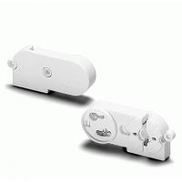Патрон G13 для ламп Т8 (d=26mm) с гнездом для стартера под винт встраиваемый