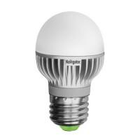 Лампа светодиодная 5 Вт 230В Е27 шарик диммируемый, тёплый белый 94 377