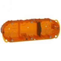 Коробка Batibox 6-8 модулей универсальная глубина 40мм