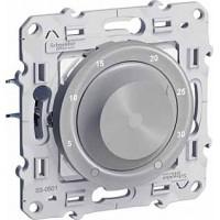 Терморегулятор комнатный алюминий Odace