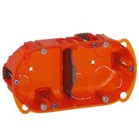 Коробка Batibox 4-5 модулей универсальная глубина 40мм