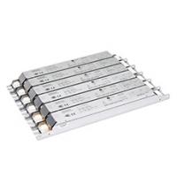 ЭПРА 2x L18W для Т8, тёплый пуск, узкий металл.корпус