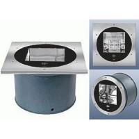 Светильник встраиваемый в грунт 150 Вт (RX7s-24) с круглой рамкой