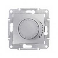 Светорегулятор поворотный 25-325 Вт аллюминий  Sedna