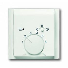 Накладка для терморегулятора 1095 UF белый бархат Impuls