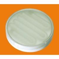 Лампа энергосберегающая 9 Вт GX53 2700К таблетка, тёплый (T53W09ECC)