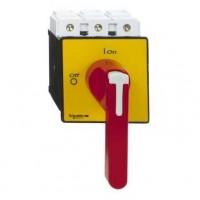 Выключатель-разъединитель 3-пол. 175A дверного монтажа серия Vario