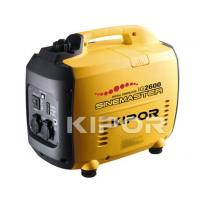 Генератор бензиновый инверторный однофазный 2,6 кВА, бак 4.8 л., расход 0.92 л/ч IG2600