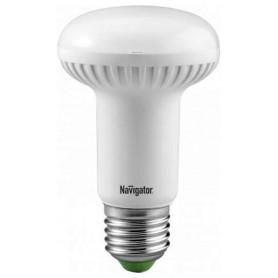 Лампа светодиодная 8 Вт 230В Е27 рефлектор, холодный белый 94 138